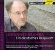 Ein Deutsches Requiem: Norrington / Stuttgart Rso Landshamer Boesch Swr Vokalensemble Stuttgart