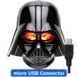 Starwars Micro Usb�R�l�N�^ac�[�d��2a �_�[�X�x�C�_�[