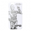 iPhone 6�p �n�[�h�P�[�X �┓����/ STARWARS�iC-3PO�j
