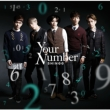 Your Number [First Press Limited Manufacture Edition](CD+DVD)