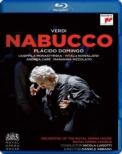 Nabucco : D.Abbado, Luisotti / Royal Opera House, Domingo, Monastyrska, Care, Pizzolato, Kowaljow, etc (2013 Stereo)