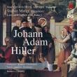 Hiller Psalms, Pergolesi(Hiller)Stabat Mater : Homburg / Handel' s Company (Hybrid)