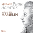 Piano Sonatas Nos.4, 5, 10, 12, 13, 14, 15, etc : Hamelin (2CD)