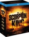 Scorpion King 1-4 Blu-Ray Box