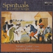 Spirituals & Other Songs : Chaiter(B)Zelikson(P)