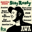 Aloha `n`Irie Presents Awa `stay Ready`