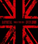 LIVE IN LONDON -BABYMETAL WORLD TOUR 2014- (Blu-ray)