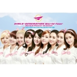 GIRL' S GENERATION World Tour -Girls & Peace in Seoul (2DVD+PHOTOBOOK)