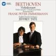 Violin Concerto, Romances: Zimmermann(Vn)Tate / Eco