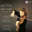 Violin Concerto, 1, Sinfonia Concertante: Mutter(Vn)Giuranna(Va)Marriner / Asmf
