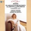 Clarinet Concerto.1, 2, Concertino: S.meyer(Cl)Blomstedt / Skd