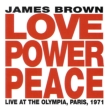 Love.Power.Peace Live At The Olympia