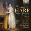 Romantic Harp Concertos: Balzereit G.herbert Zoff Bouskova(Hp)Etc