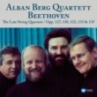 String Quartets Nos.12, 13, 14, 15, 16, Great Fugue : Alban Berg Quartet (1989 Live)(3CD)