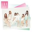 LUV -Japanese Ver.-[First Press Limited Edition A] (CD+DVD+Apink Special Goods)