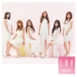 LUV -Japanese Ver.-[First Press Limited Edition B] (CD+DVD)