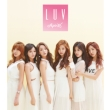 LUV -Japanese Ver.-[First Press Limited Edition C] (Na-eun Ver.)
