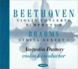 Beethoven Violin Concerto, Symphony No.8, Brahms String Sextet No.1 : Dumay(Vn)/ Sinfonia Varsovia, Kansai Philharmonic, Demarquette(Vc)etc (2CD)
