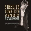 Complete Symphonies : Inkinen / Japan Philharmonic (2013 Live)(4CD)