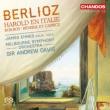 Harold en Italie, Rob Roy, Reverie et Caproce : A.Davis / Melbourne Symphony Orchestra, Ehnes(Va, Vn)(Hybrid)