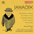Orchestral Works Vol.2 -Taras Bulba, Violin Concerto, etc : Gardner / Bergen Philharmonic, Ehnes(Vn)(Hybrid)