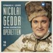 Nicolai Gedda : My Favorite Operetta Heroes -J.Strauss.II & Lehar (10CD)