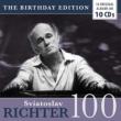 Sviatoslav Richter : The Birthday Edition (10CD)