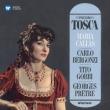 Tosca: Pretre / Paris Conservatory O Callas Bergonzi Gobbi Tadeo