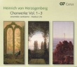 Choral Works : Utz / Ensemble Cantissimo (3CD)