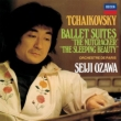 Nutcracke Suite, Sleeping Beauty Suite : Ozawa / Paris Orchestra (Single Layer)