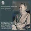Dvorak Symphony No.9, Brahms Double Concerto : Walter / Columbia Symphony Orchestra, Francescatti(Vn)Fournier(Vc)-Transfers & Production: Naoya Hirabayashi