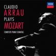 Comp.piano Sonatas: Arrau