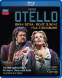 Otello : Moshinsky, Bychkov / MET Opera, Botha, Fleming, Struckmann, Fabiano, etc (2012 Stereo)