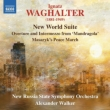 New World Suite, Mandragola Orchestral Music : A.Walker / New Russia State Symphony Orchestra