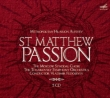 St Matthew Passion : Fedoseyev / Moscow Radio Symphony Orchestra, Moscow Synodal Choir, etc (2CD)