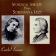 Shehori : Plays Schumann & Liszt
