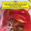 Firebird Suite, Pulcinella Suite : Bernstein / Israel Philharmonic