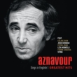 Aznavour Sings In English -Official Greatest Hits