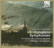Complete Symphonies : Herreweghe / Champs Elysees Orchestra (2CD)