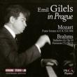Emil Gilels in Prague -Mozart, Brahms (1973, 1978 Stereo)