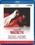 Macbeth : Ronconi, Sinopoli / Deutschen Oper Berlin, Bruson, M.Zampieri, J.Morris, D.o' Neill, ets (1987 Stereo)