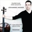 Dvorak Cello Concerto, Lalo Cello Concerto : J.Moser(Vc)Hrusa / Prague Philharmonia (Hybrid)