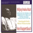 Symphonies Nos.39, 40, 41, Serenade No.13, etc : Knappertsbusch / Staatskapelle Berlin, Vienna Philharmonic (2CD)