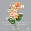 Violin Concerto No.1, Sinfonia Concertante : Zukerman(Vn)/ Los Angeles Philharmonic (Hybrid)
