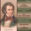 Unauthorised Piano Duos Vol.3 -Symphony No.8, String Quartet No.14 : Goldstone & Clemmow