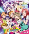 Love Live! M`s Go Go! Lovelive! 2015 -Dream Sensation!-Blu-Ray Day1