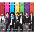 AAA 10th ANNIVERSARY BEST [First Press Limited Edition](3CDs+DVD+Goods)