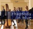 Blue Chamber Quartet(P, Hp, Cb, Vub): Rhapsody in Blue (Hybrid)