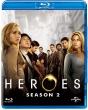 Heroes Season 2 Blu-Ray Value Pack