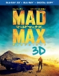Mad Max: Fury Road Blu-ray 3D +Blu-ray